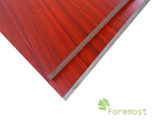White Laminated Particle Board ~ Melamine pb particle board foremost trade