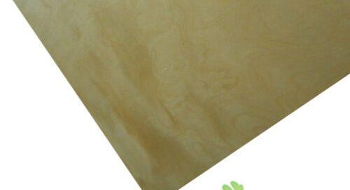 UV finished Birch plywood