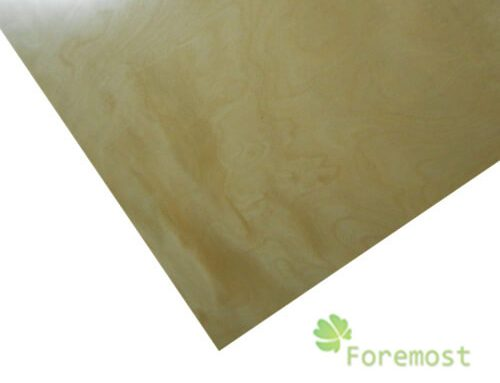 Prefinished UV Birch Plywood