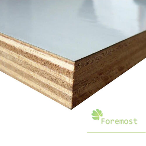 Black melamine faced mdf foremost trade for Particle board laminate finish